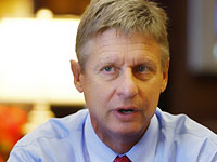 Interview with Gary Johnson