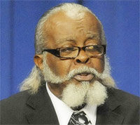 Interview with Jimmy McMillan